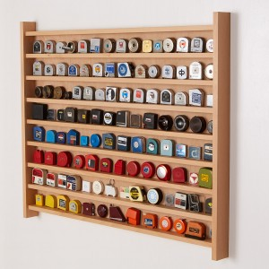 Measuring Tape Cabinet